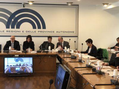 Conferenza delle Regioni del 16 maggio