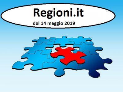 Regioni.it del 14 maggio
