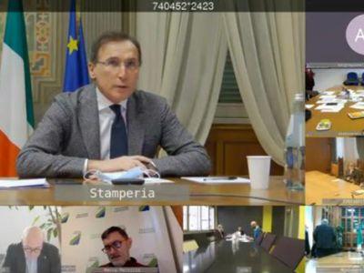 Incontro Governo - Regioni 14.01.2021