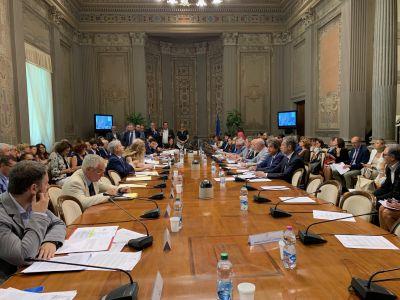 1 agosto 2019: Conferenze Stato-Regioni e Unificata