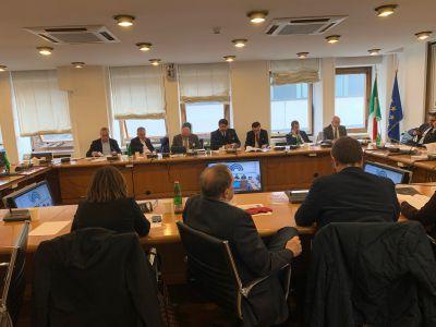 Conferenza Regioni 7/11/2019