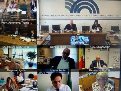 Conferenza Regioni 18.06.2020