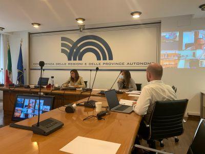Conferenza Regioni del 14.09.2020