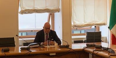 Conferenza Regioni 8.10.2020