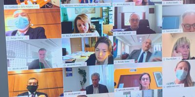 Tpl: Conferenza Regioni - ministro De Micheli 14.10.20