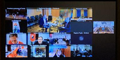 Conferenza Regioni 30.10.2020