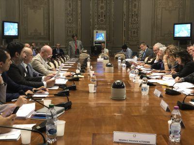 Conferenze Stato-Regioni e Unificata del 25 luglio