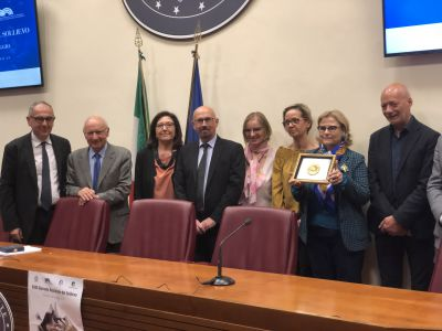 Giornata nazionale Sollievo: Gerbera d'oro 2019