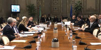 Conferenza Stato-Regioni del 16 maggio