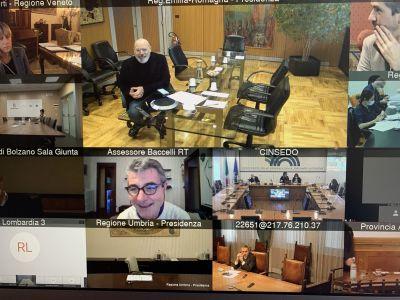 Conferenza Regioni 23.12.2020